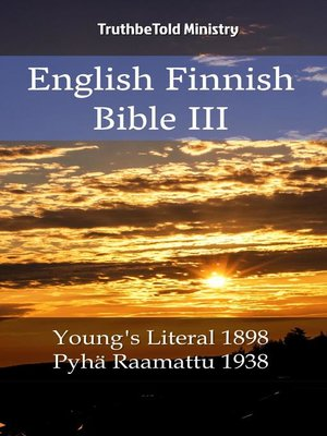 cover image of English Finnish Bible III