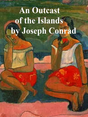 cover image of Outcast of the Islands
