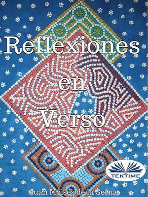 cover image of Reflexiones En Verso
