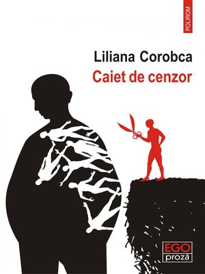 cover image of Caiet de cenzor