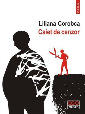 cover image of Caiet de cenzor