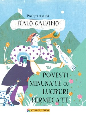 cover image of Povesti minunate cu lucruri fermecate