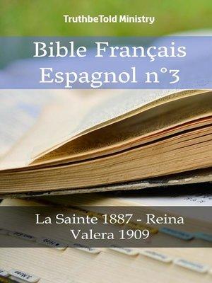 cover image of Bible Français Espagnol n°3