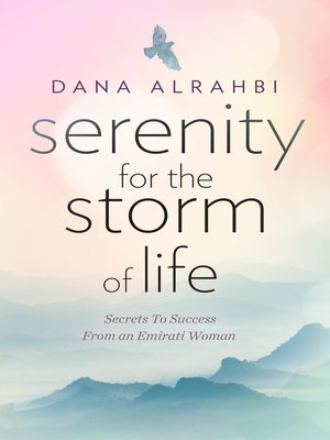 cover image of Serenity For The Storm of Life