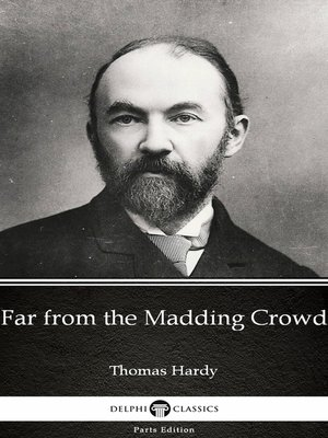 cover image of Far from the Madding Crowd by Thomas Hardy