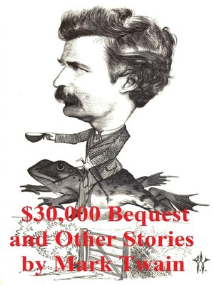cover image of $30,000 Bequest and Other Stories