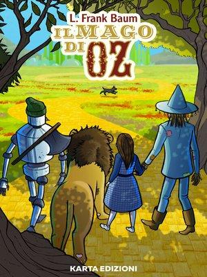 cover image of Il mago di Oz