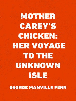 cover image of Mother Carey's Chicken