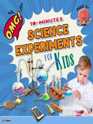 cover image of Science Experiments for Kids
