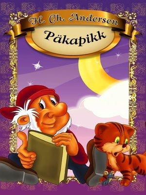 cover image of Päkapikk