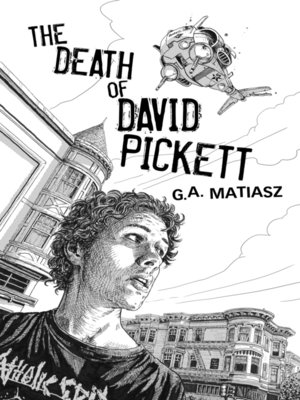 cover image of The Death of David Pickett