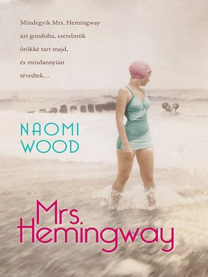 cover image of Mrs. Hemingway