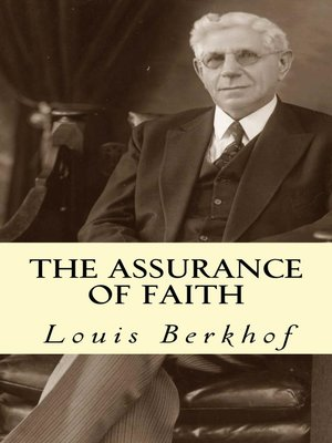 cover image of The Assurance of Faith