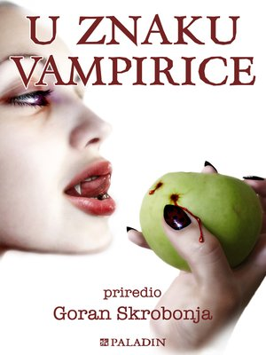 cover image of U znaku vampirice