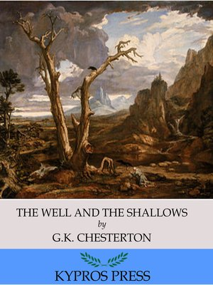 cover image of The Well and the Shallows