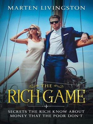 cover image of The Rich Game