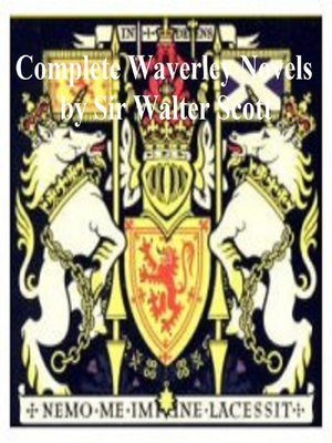 cover image of The Waverley Novels