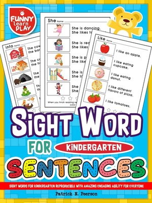 cover image of First 100 Sight Words