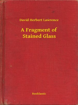 cover image of A Fragment of Stained Glass