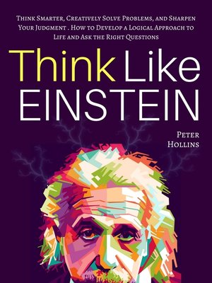 cover image of Think Like Einstein