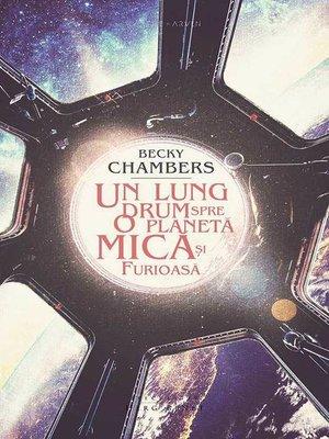 cover image of Un lung drum spre o planeta mica si furioasa
