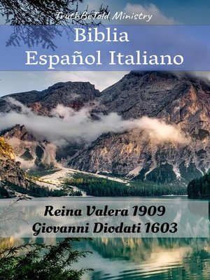 cover image of Biblia Español Italiano