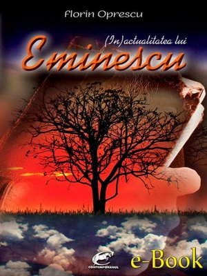 cover image of (In)actualitatea lui Eminescu