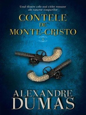 cover image of Contele de Monte-Cristo. Vol. IV