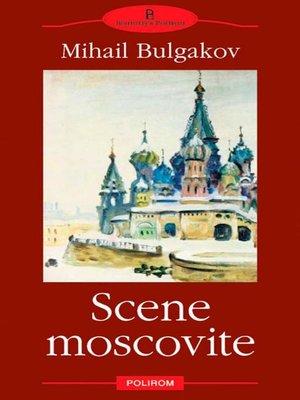 cover image of Scene moscovite