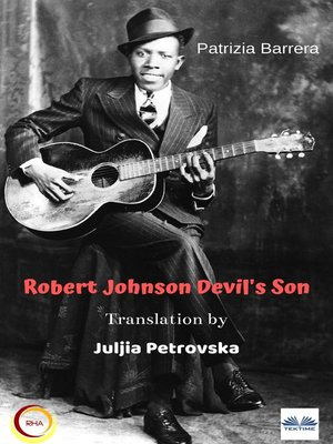 cover image of Robert Johnson  Devil's Son