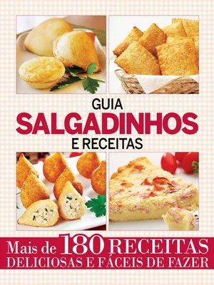 cover image of Guia Salgadinhos e Receitas