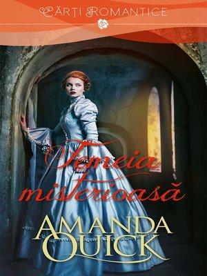 cover image of Femeia misterioasă