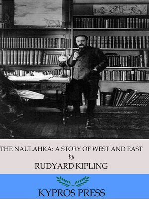 cover image of The Naulahka: a Story of West and East