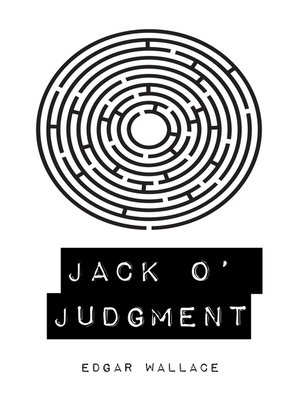cover image of Jack O' Judgment