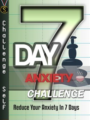 cover image of 7-Day Anxiety Challenge