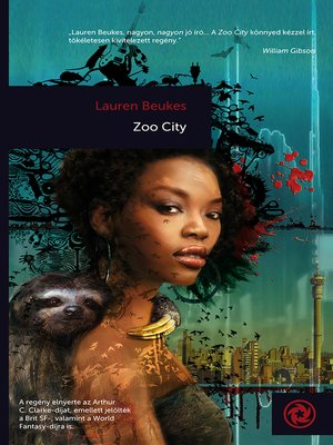 cover image of Zoo City