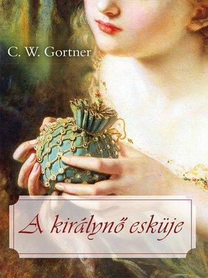 cover image of A királynő esküje