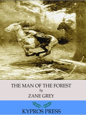cover image of The Man of the Forest