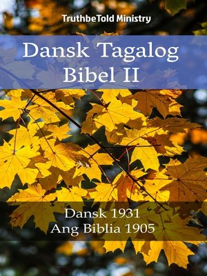 cover image of Dansk Tagalog Bibel II