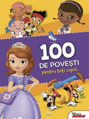 cover image of 100 de povesti pentru toti copiii