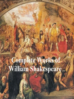 cover image of Shakespeare's Works