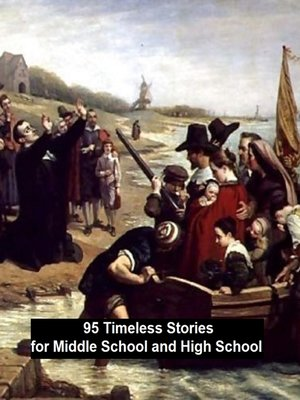 cover image of 95 Timeless Stories for Middle School and High School