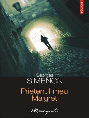 cover image of Prietenul meu Maigret