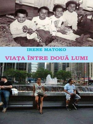 cover image of Viața între două lumi