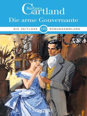 cover image of Die arme Gouvernante