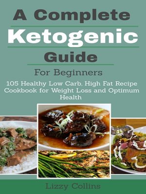 cover image of A Complete Ketogenic Guide for Beginners