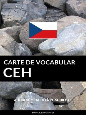 cover image of Carte de Vocabular Ceh