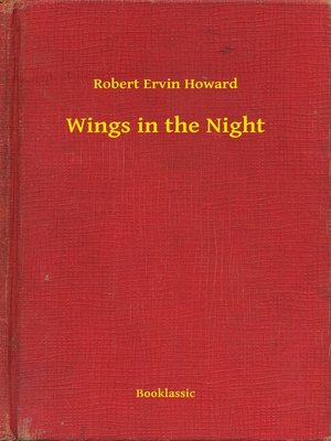 cover image of Wings in the Night