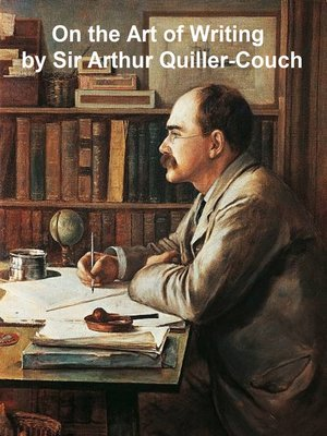 cover image of On the Art of Writing