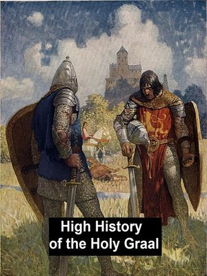 cover image of High History of the Holy Graal